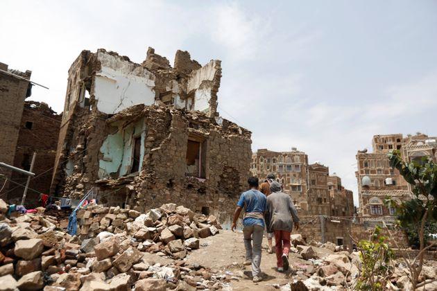 CNN: Αμερικανικής κατασκευής η βόμβα που σκότωσε 51 ανθρώπους στη Σάαντα της