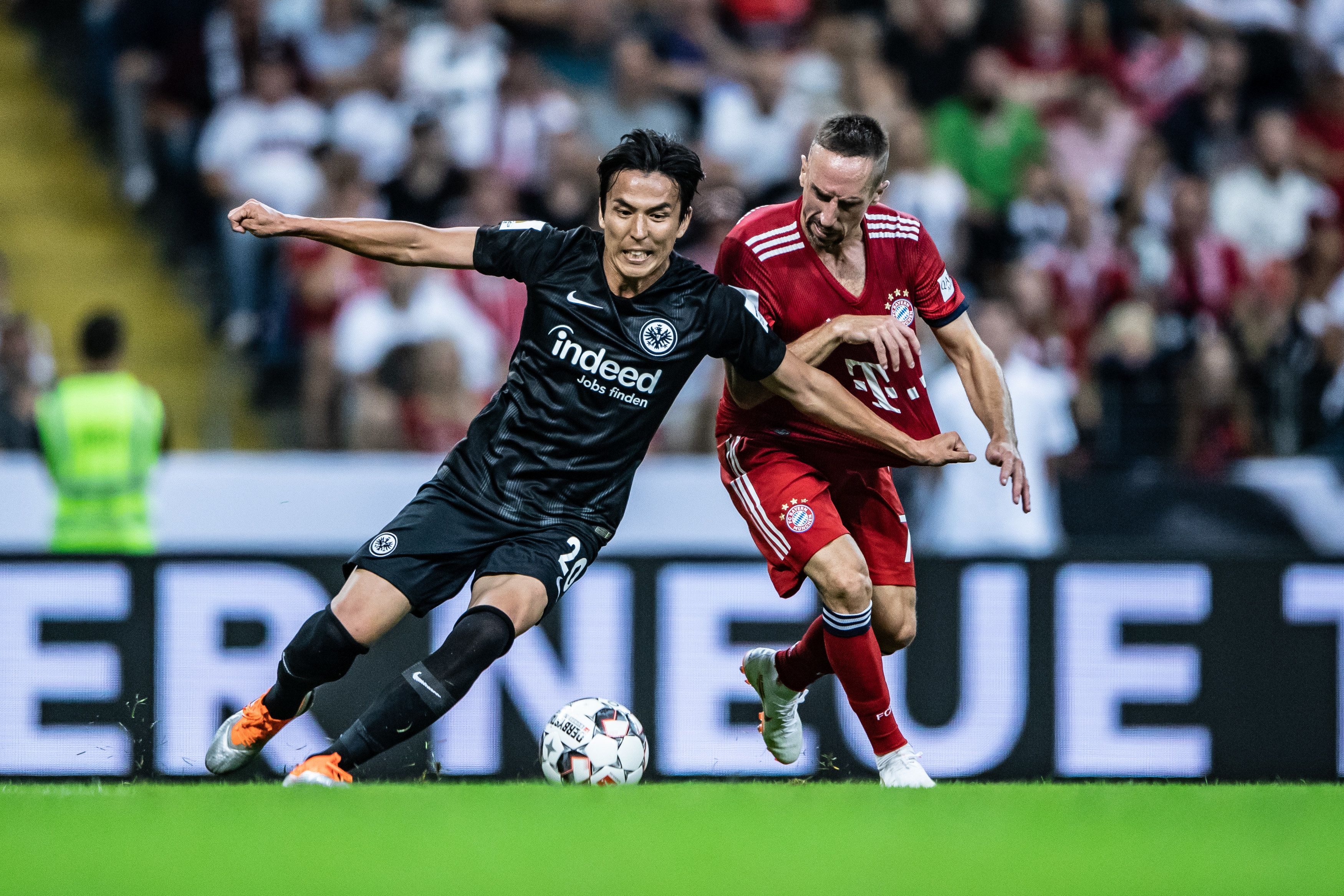 DFB-Pokal im Live-Stream: SSV Ulm – Eintracht Frankfurt online