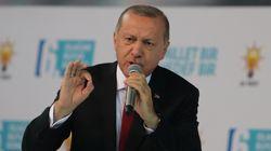 Turquie : Erdogan défie l'Amérique au congrès de son