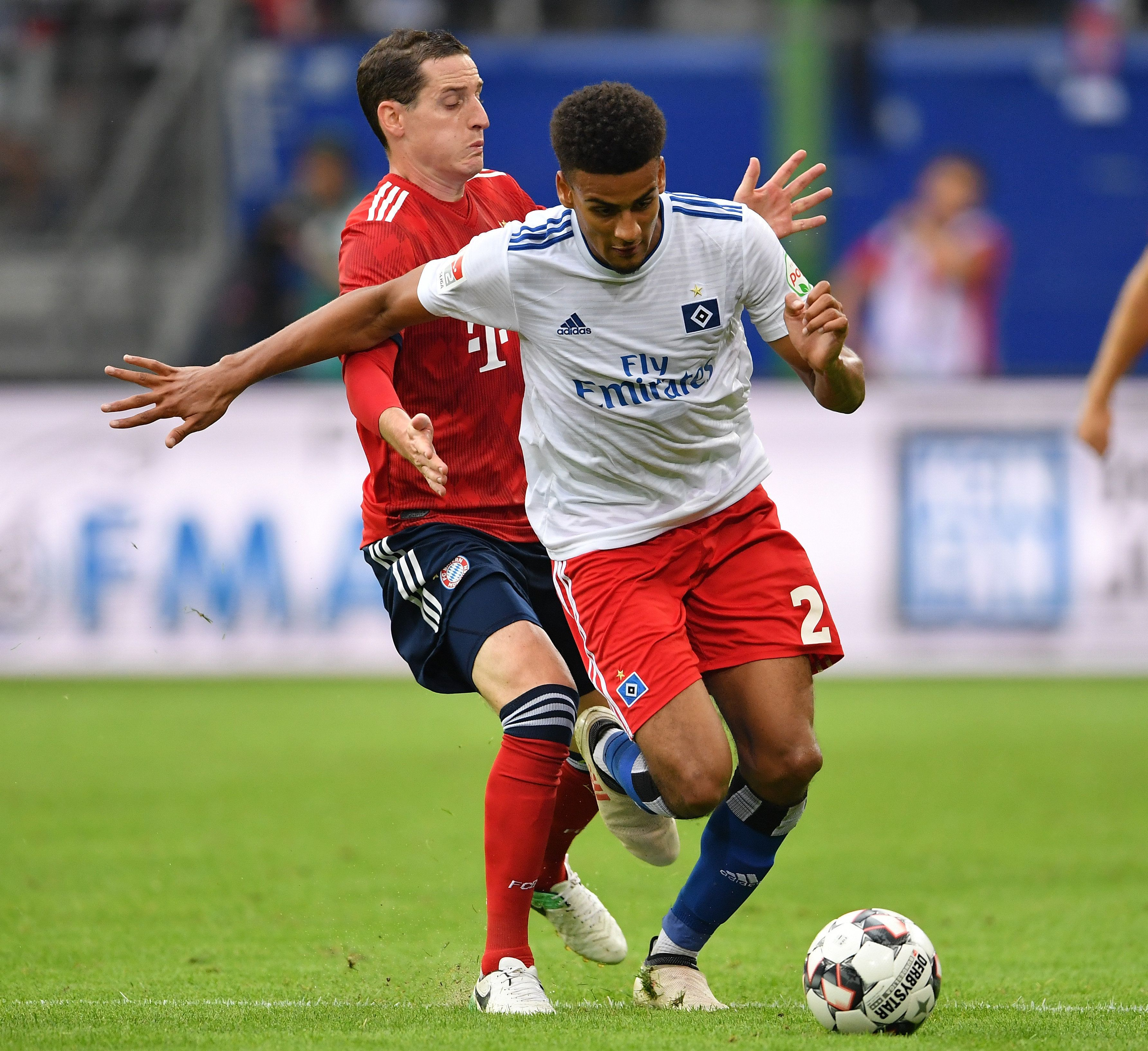 DFB-Pokal im Live-Stream: TuS Erndtebrück – Hamburger SV online