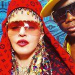 À Marrakech, Madonna pose pour Hassan