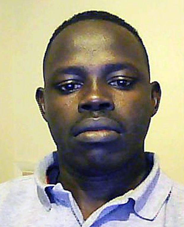 Westminster crash suspect Salih