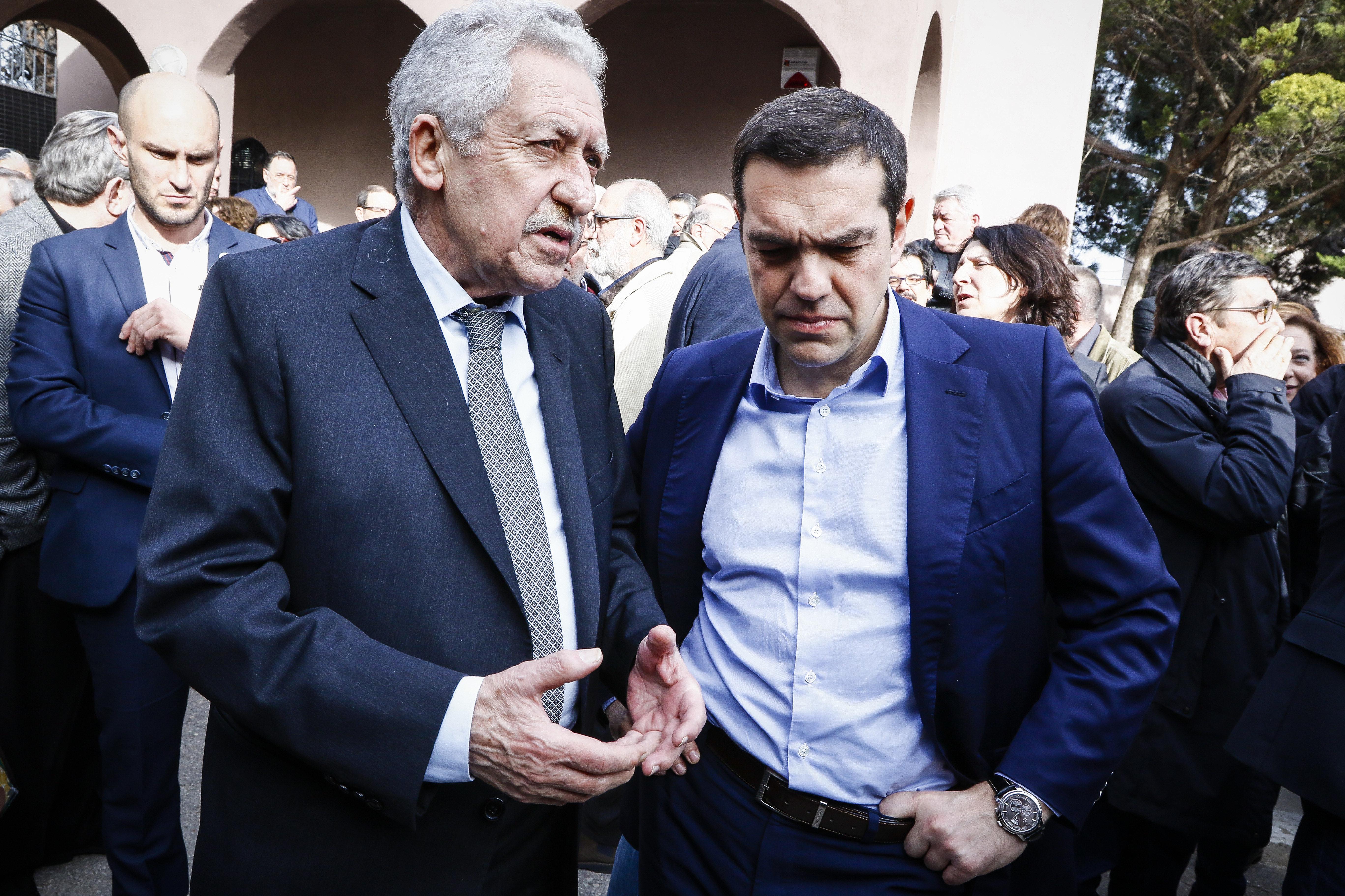 Φ. Κουβέλης: Αναμενόμενη η απελευθέρωση των δύο Ελλήνων