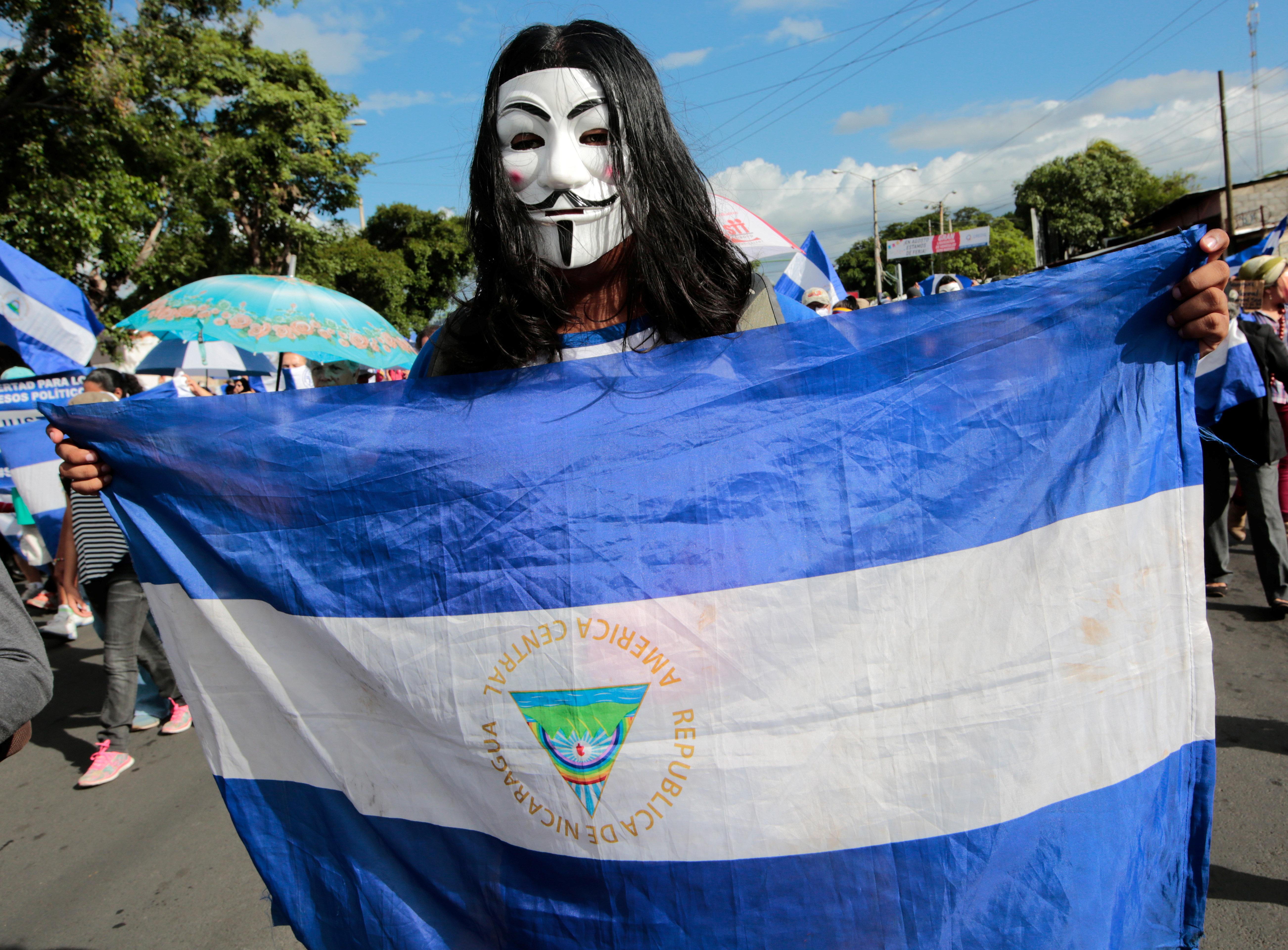 Νικαράγουα: Χιλιάδες διαδηλωτές απαιτούν την αποχώρηση του Ντανιέλ