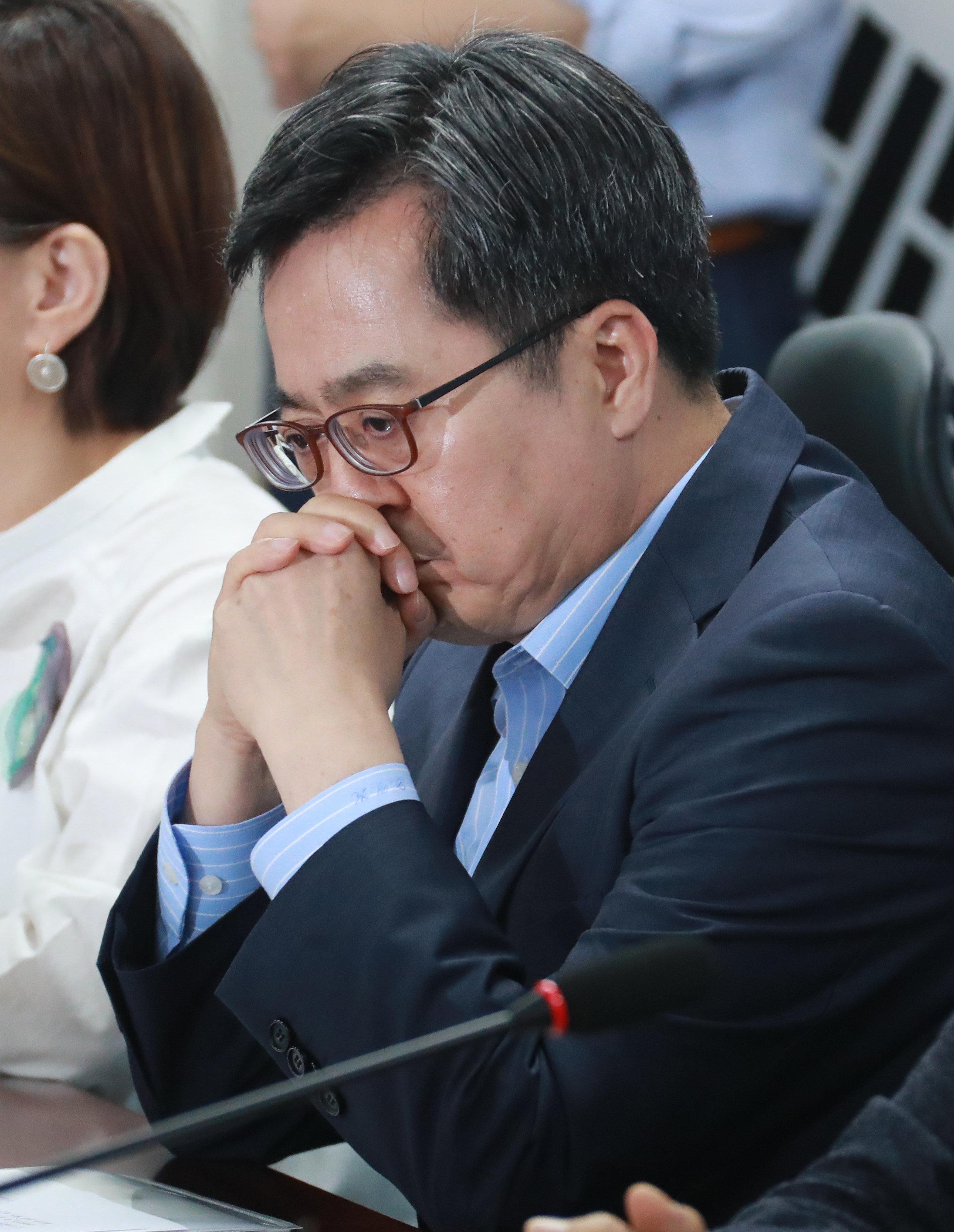 """김동연 경제부총리 """"경제정책, 필요하면 수정 검토할"""