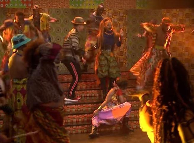 Τζάνετ Τζάκσον και Ντάντι Γιάνκι κάνουν χαμό με το νέο τους single στο Tonight Show του Τζίμι Φάλον