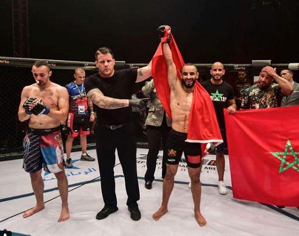 MMA: Ottman Azaitar neutralise le serbe Daniel Kokora à