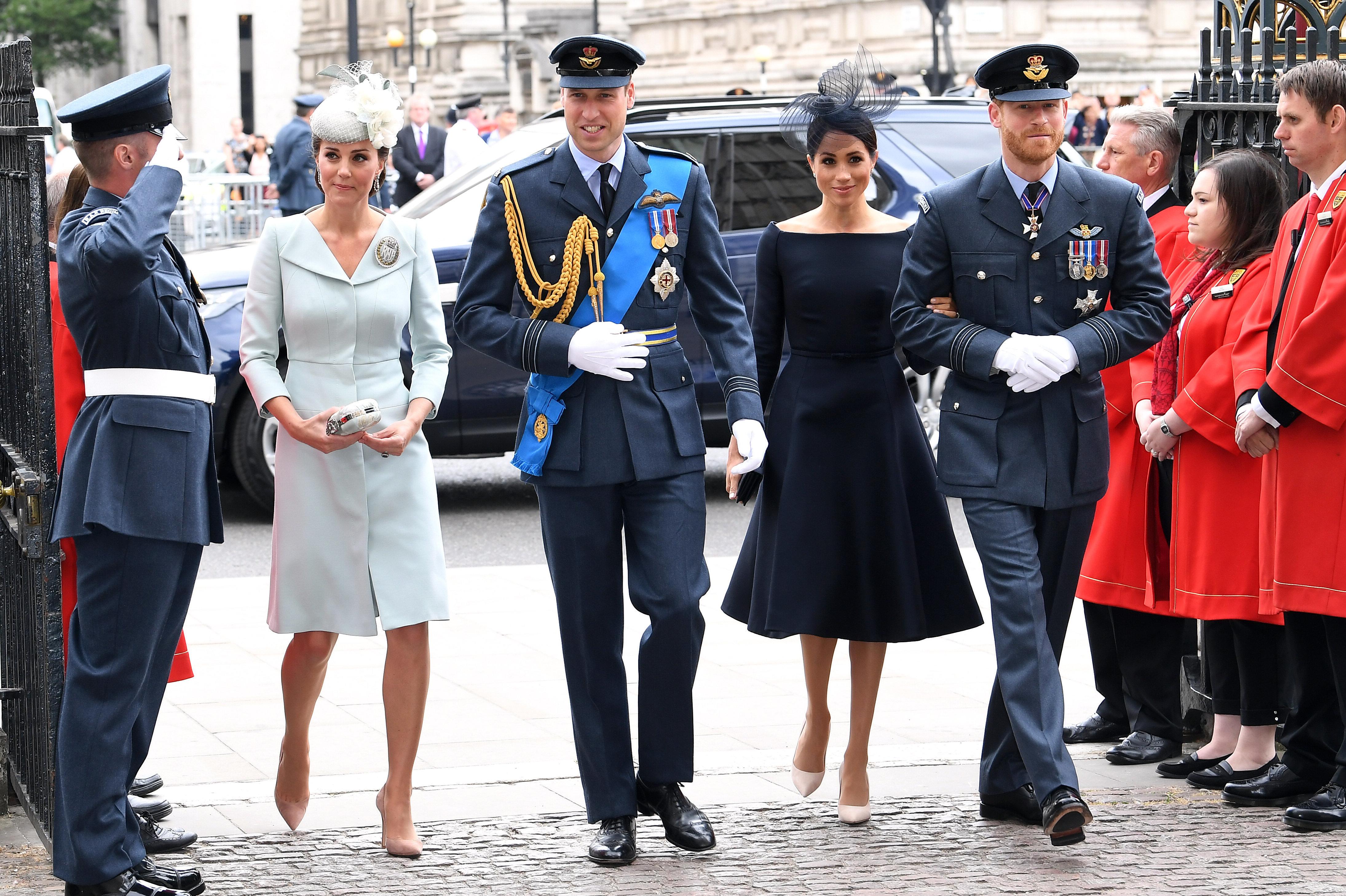 Royals: Meghans Vater vergleicht die Royals mit Scientology