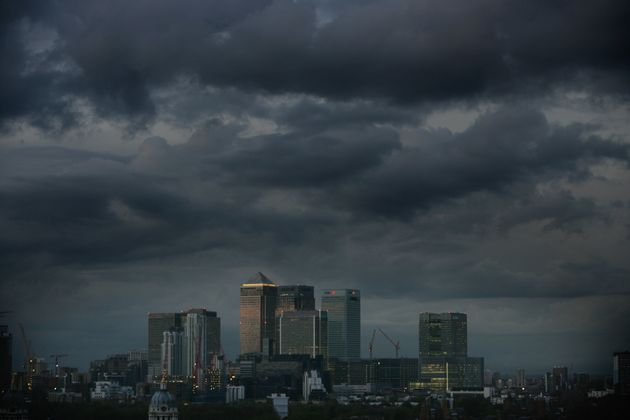 The City of London and Canary Wharf have already been braced for job cuts, but now a bank chief has warned...