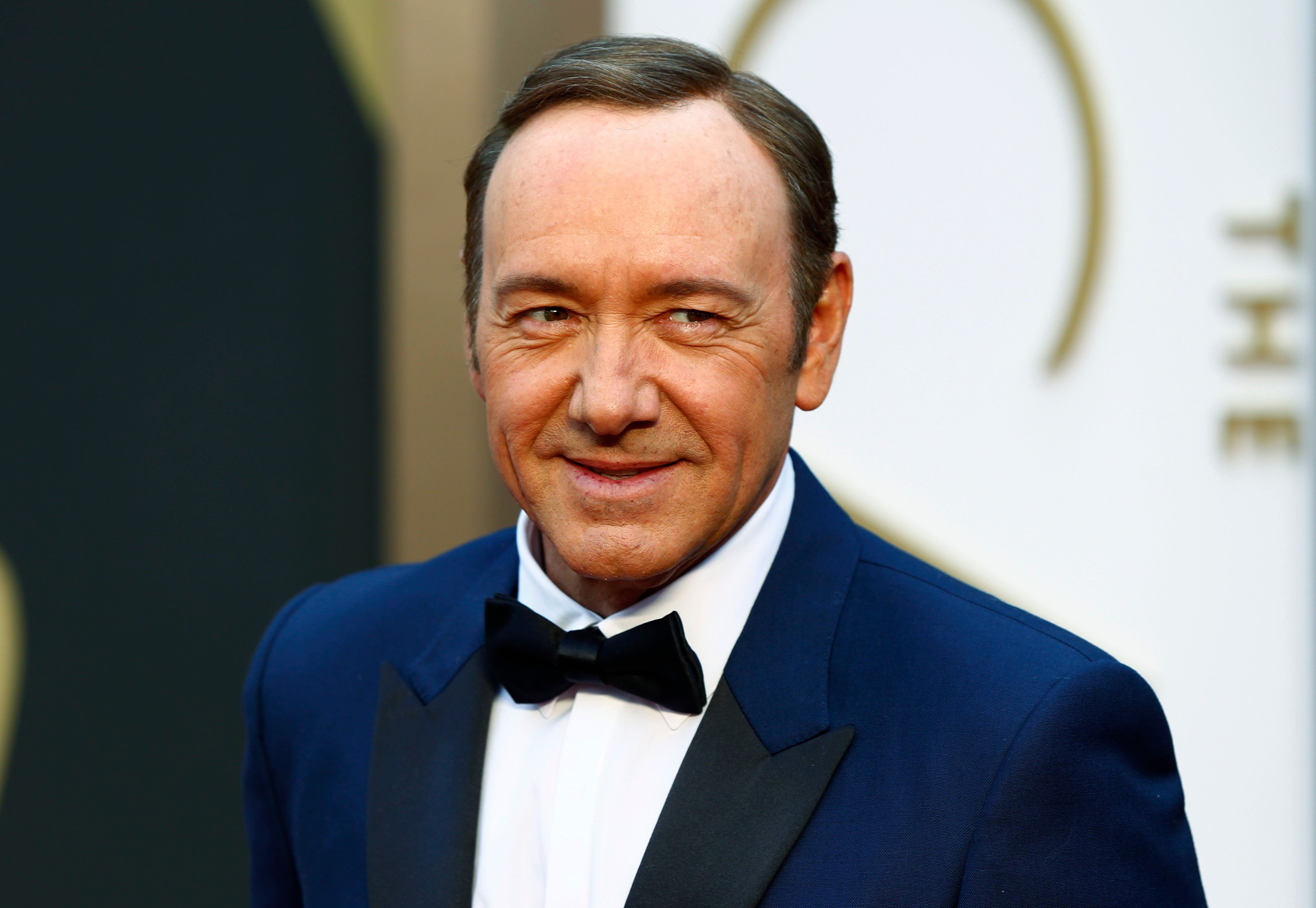 Actor Kevin Spacey arrives at the 86th Academy Awards in Hollywood, California March 2, 2014.   REUTERS/Lucas Jackson (UNITED STATES TAGS: ENTERTAINMENT) (OSCARS-ARRIVALS)