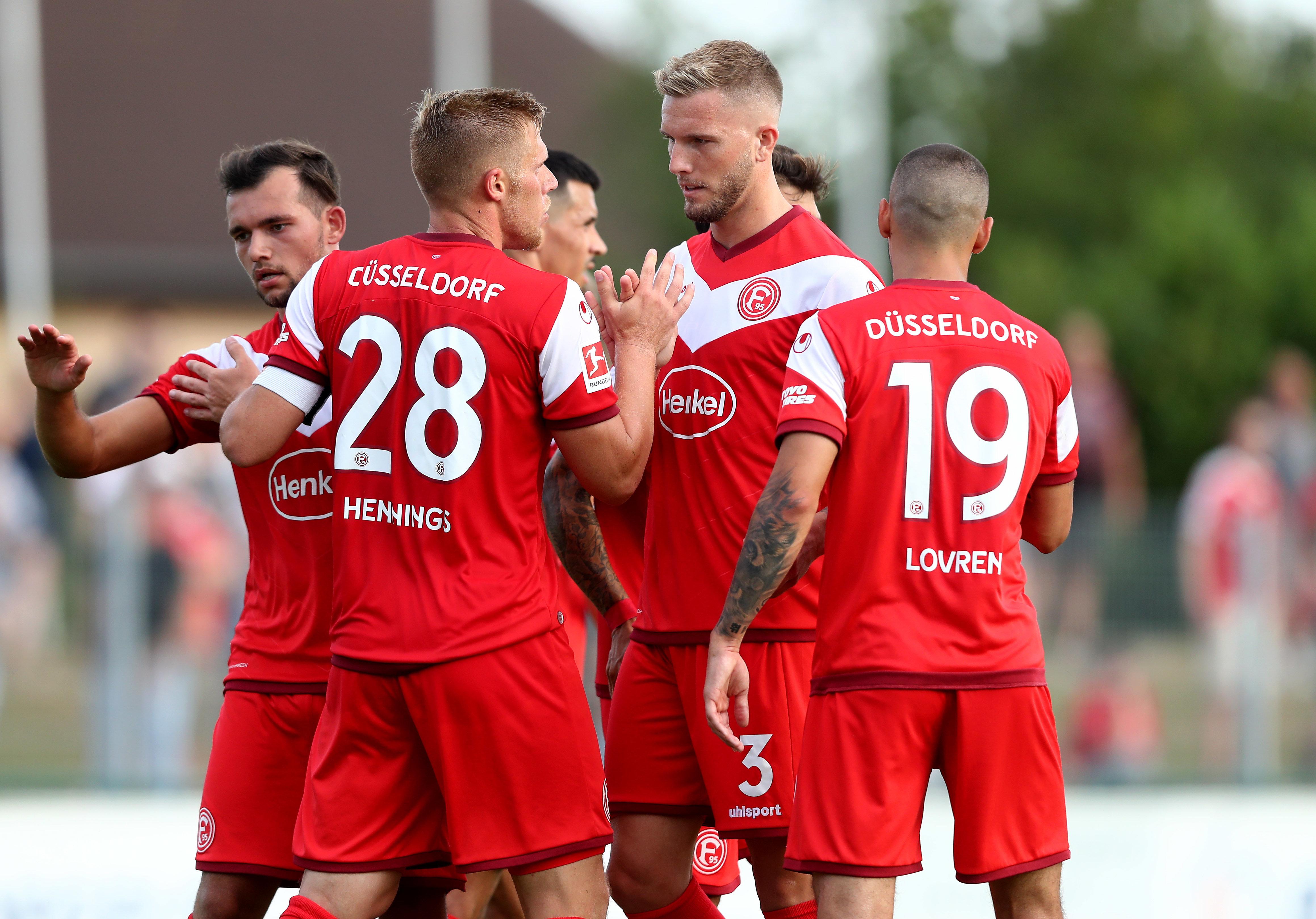 DFB-Pokal im Live-Stream: RW Koblenz – Fortuna Düsseldorf online