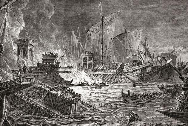 Οι 14 σημαντικότερες ναυμαχίες της