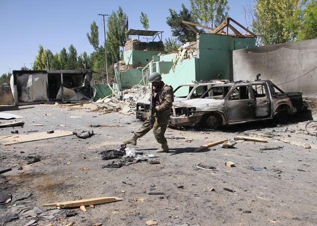 Αφγανιστάν: Εκεχειρία υπό όρους με τους Ταλιμπάν ανακοίνωσε η