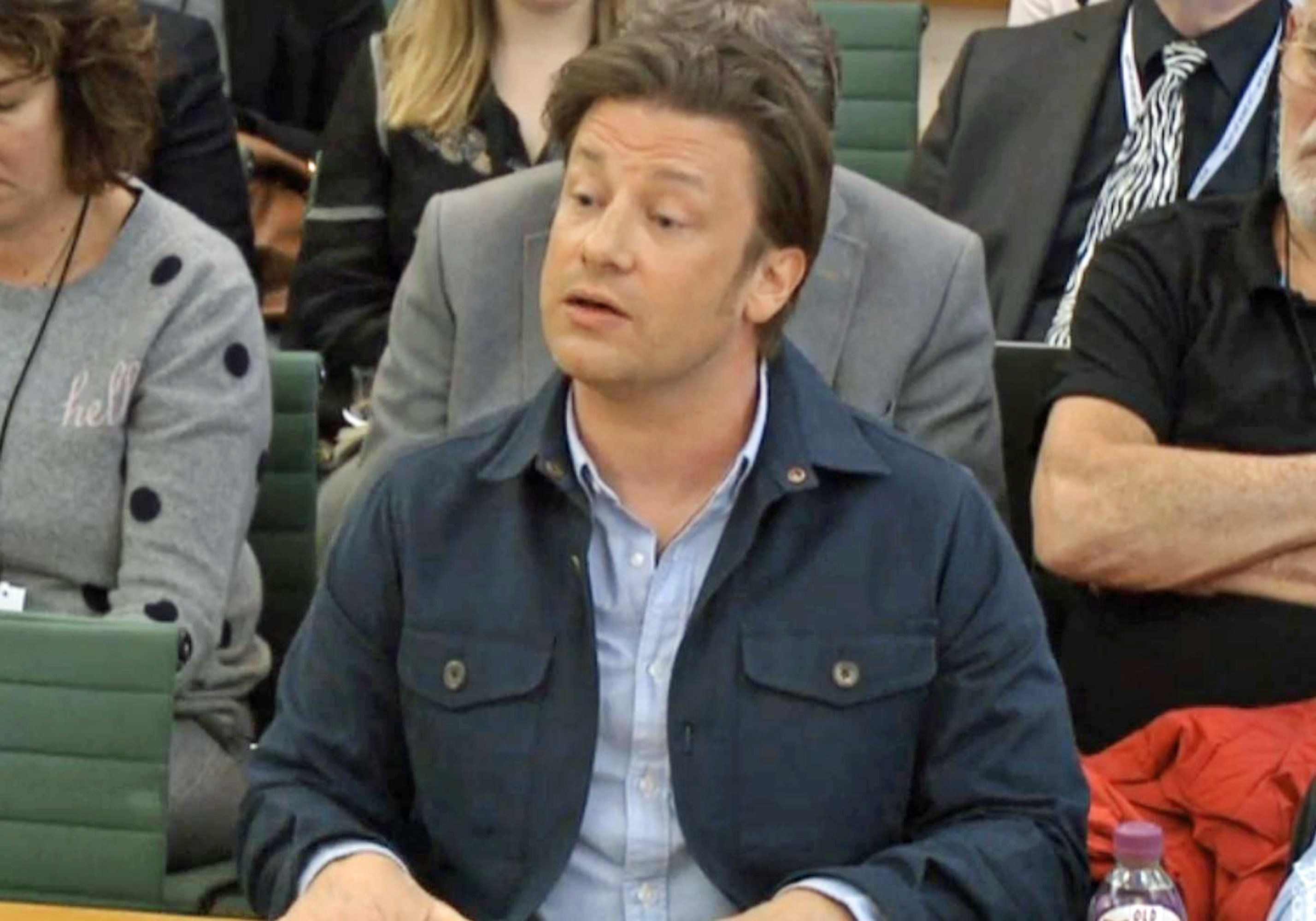 This Row Over Jamie Oliver's Jerk Rice Gets Very Heated