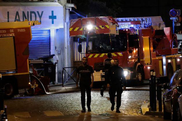 Φωτιά σε κτίριο στα περίχωρα του Παρισιού, με τουλάχιστον 19