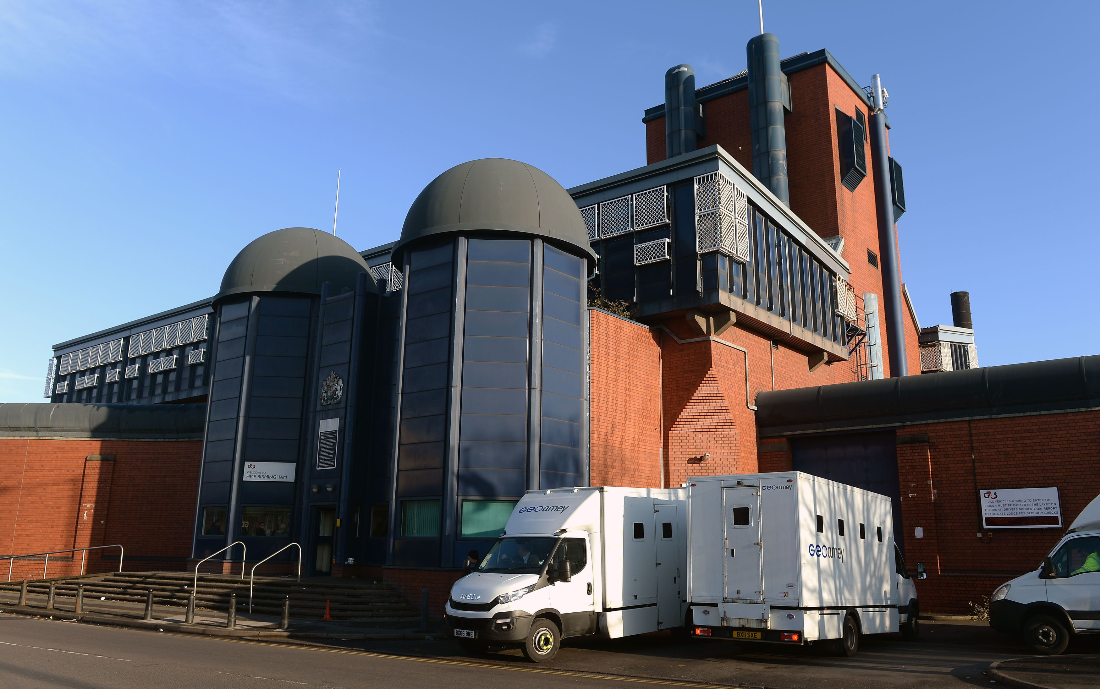 HMP Birmingham is being taken over by the Government for at least six
