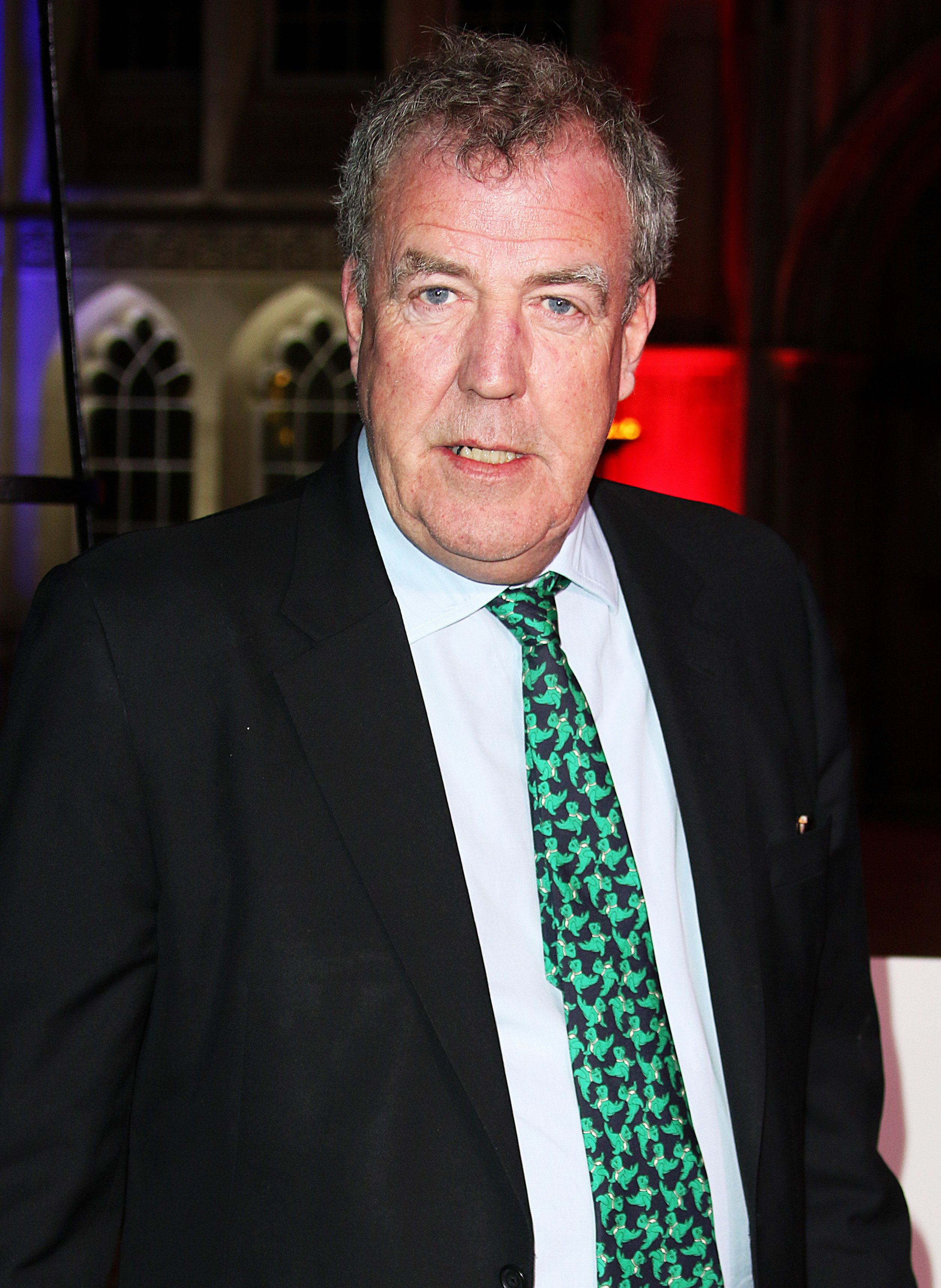 Jeremy Clarkson's Critics Remind Him Of His Own Outburst After Column About Sensitive 'Young People'