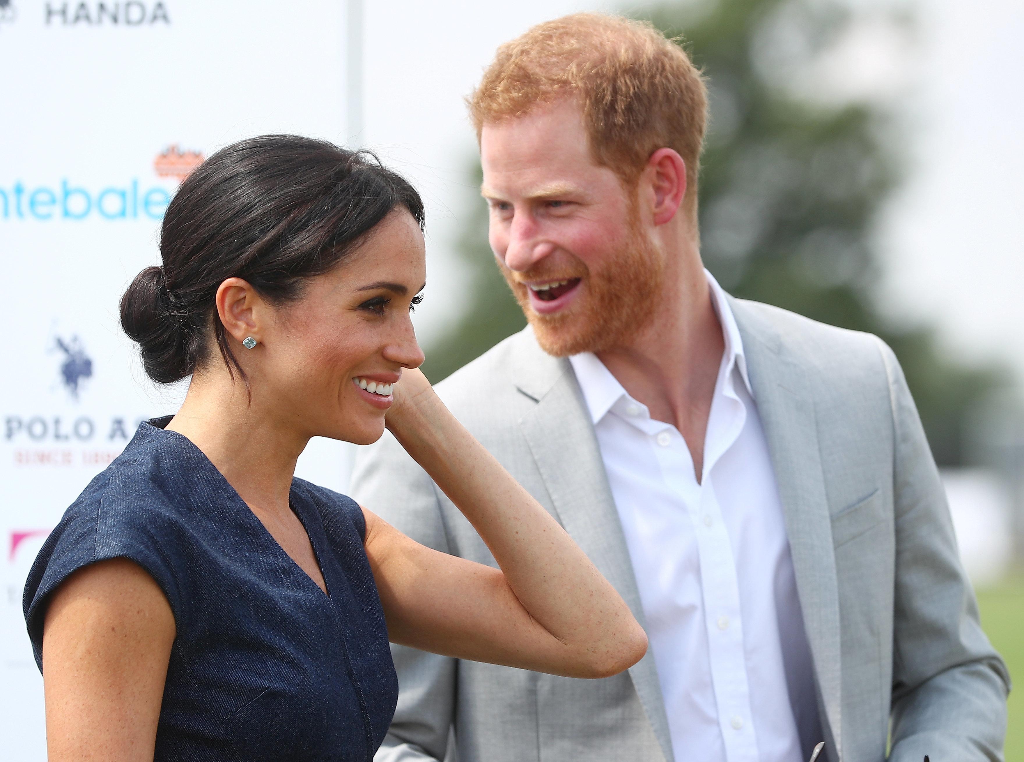 Royal-Insider: Meghan und Harry wollen ein Kind adoptieren