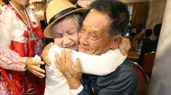 Famílias separadas desde a Guerra da Coreia se reúnem na Coreia do