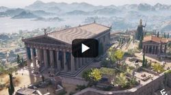 Assassin's Creed Odyssey: Πώς η Ubisoft (ξανα)έφτιαξε την Αθήνα