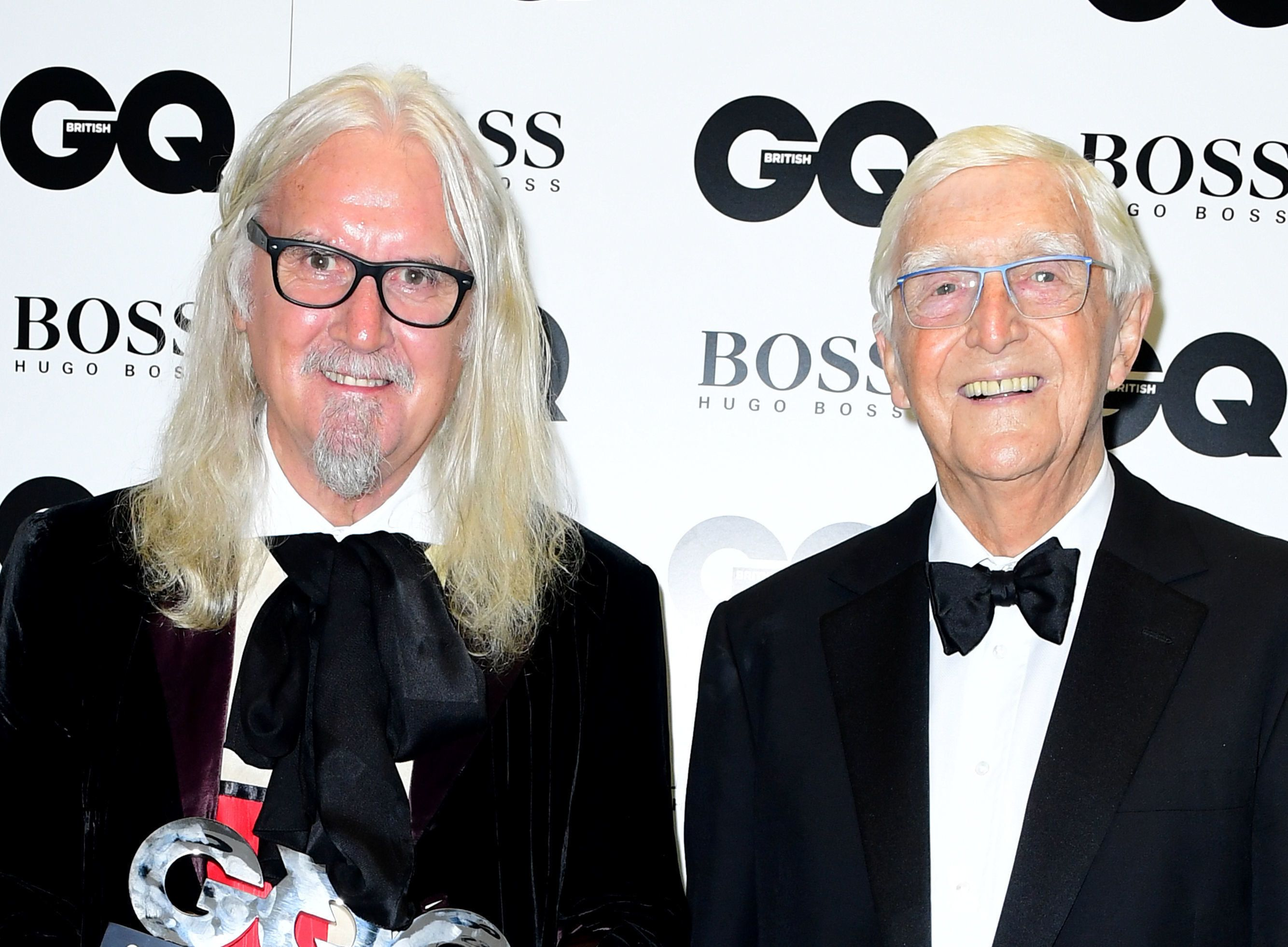 Michael Parkinson Says Friend Billy Connolly's 'Wonderful Brain Has Dulled' After Parkinson's