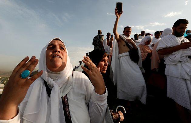 Plus de deux millions de musulmans réunis sur le mont