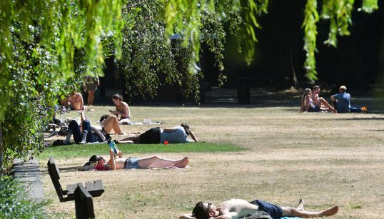 The UK Could Be As Hot As Greece When More Warm Weather Arrives This