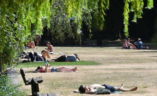 The Bank Holiday weather is expected to be