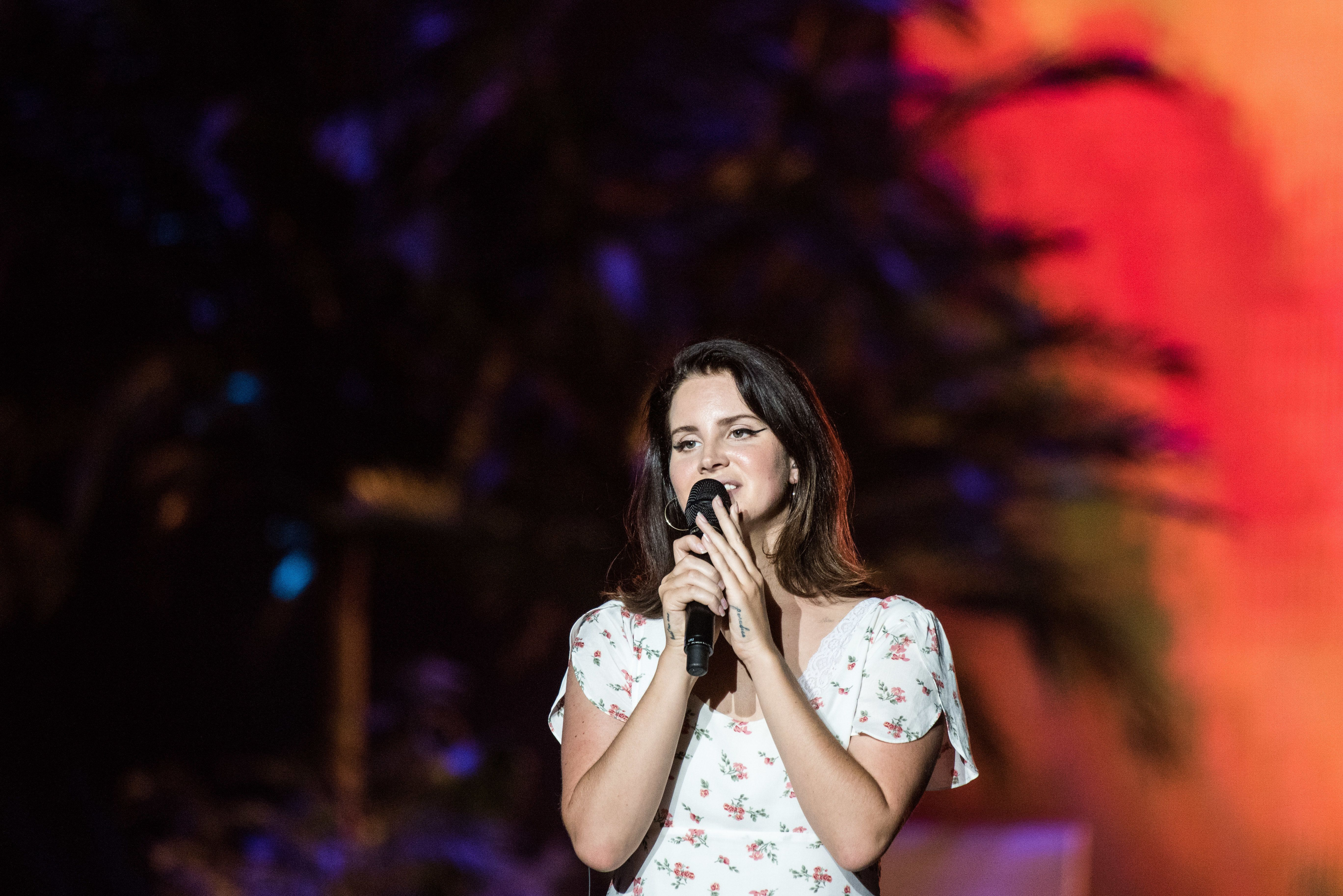 CONTROVERSY: Lana Del Rey Defends Upcoming Israel Show: 'It's Not A Political