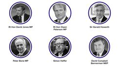 Brexit Group Backed By Nigel Farage Has Named Only Two Women Supporters – And 44