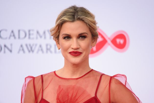 Ashley Roberts was announced for the show last