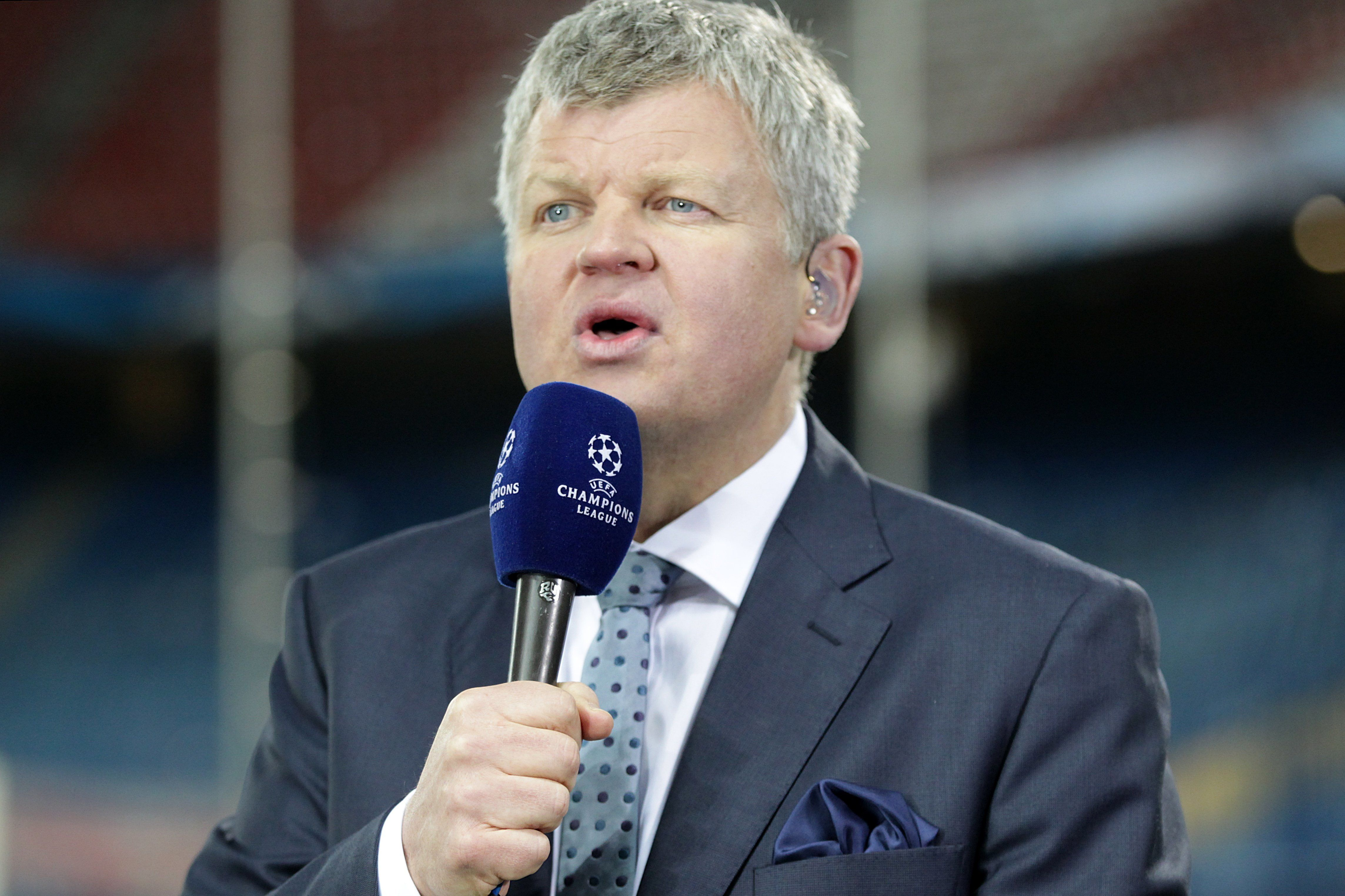 Adrian Chiles Reveals He 'Self-Medicated' With Alcohol After Anxiety Left Him Struggling To Read An