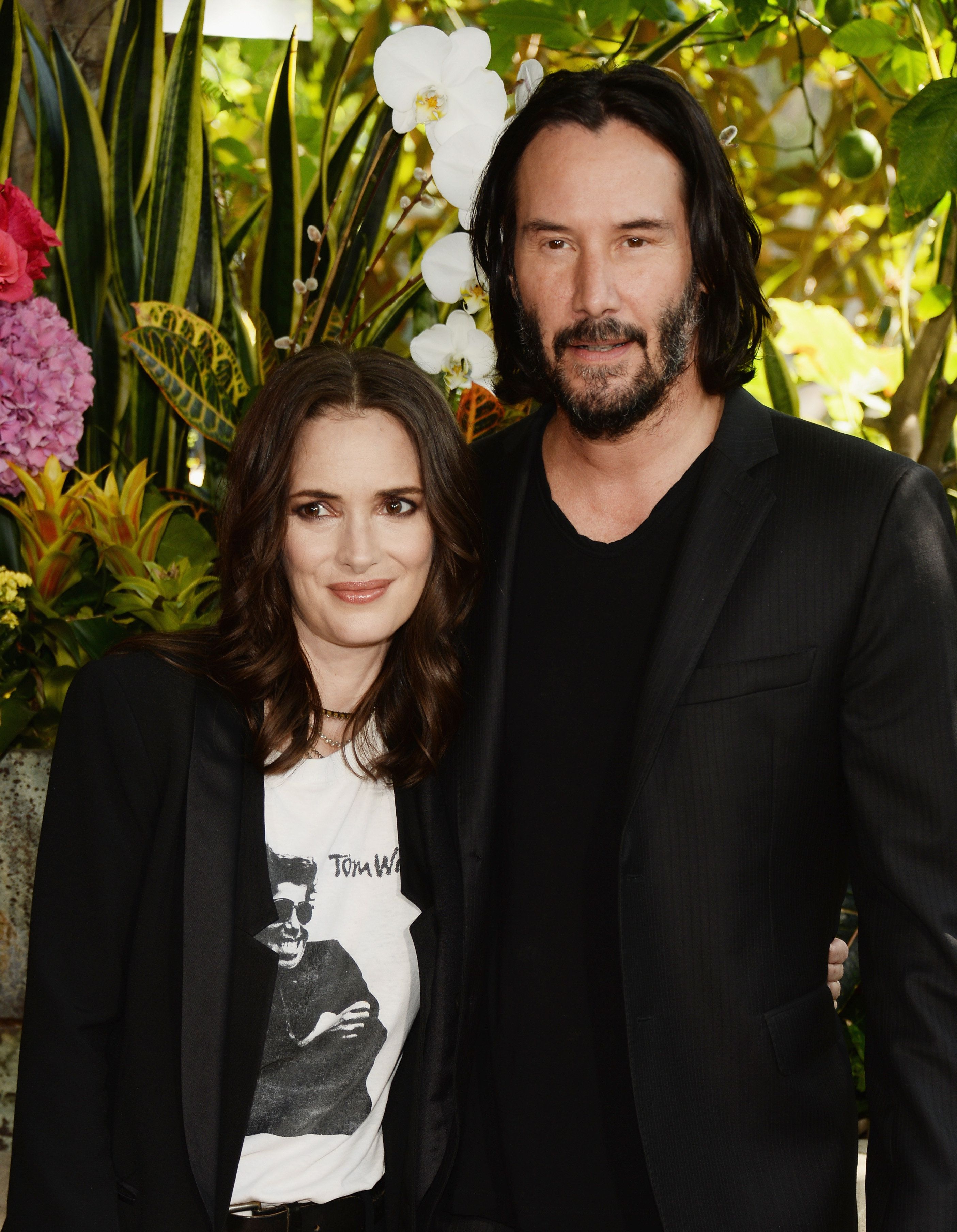OOH: Francis Ford Coppola Appears To Confirm Winona Ryder's Claims She's Been Married To Keanu For 27