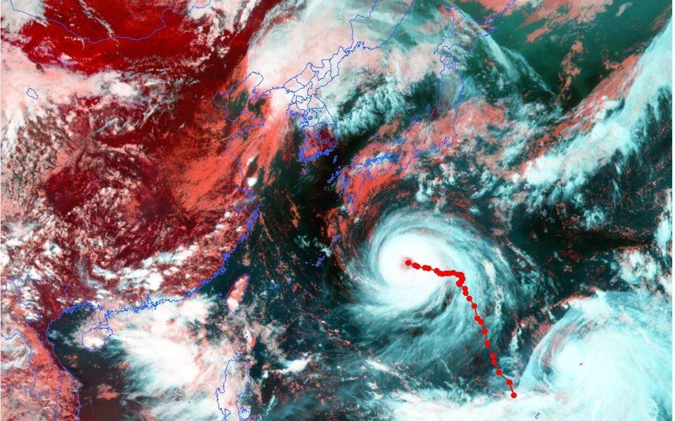 12년 전, 태풍 '솔릭'과 비슷한 태풍이 있었다