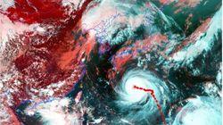 12년 전, 태풍 '솔릭'과 비슷한 태풍이