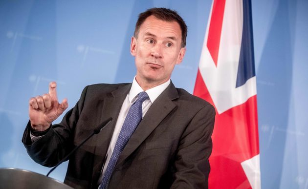 Jeremy Hunt To Warn US About Russian Attempts To Manipulate