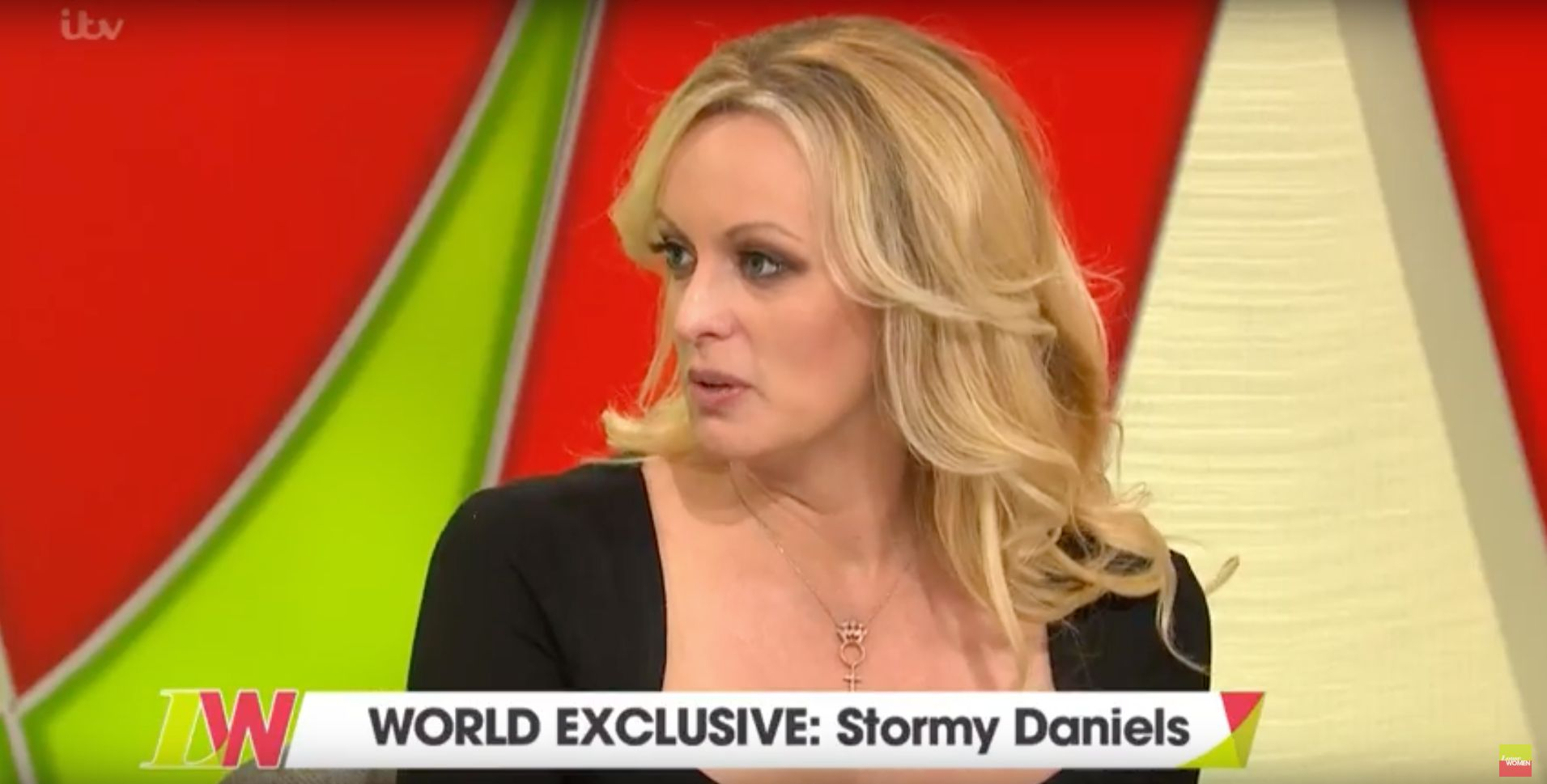 Stormy Daniels' 'Loose Women' interview finally aired on