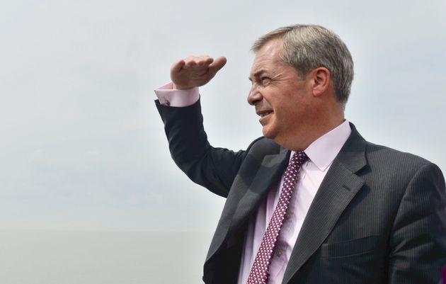 Boris Johnson Refuses To Share A Platform With Nigel Farage On Ukip MEP's Brexit