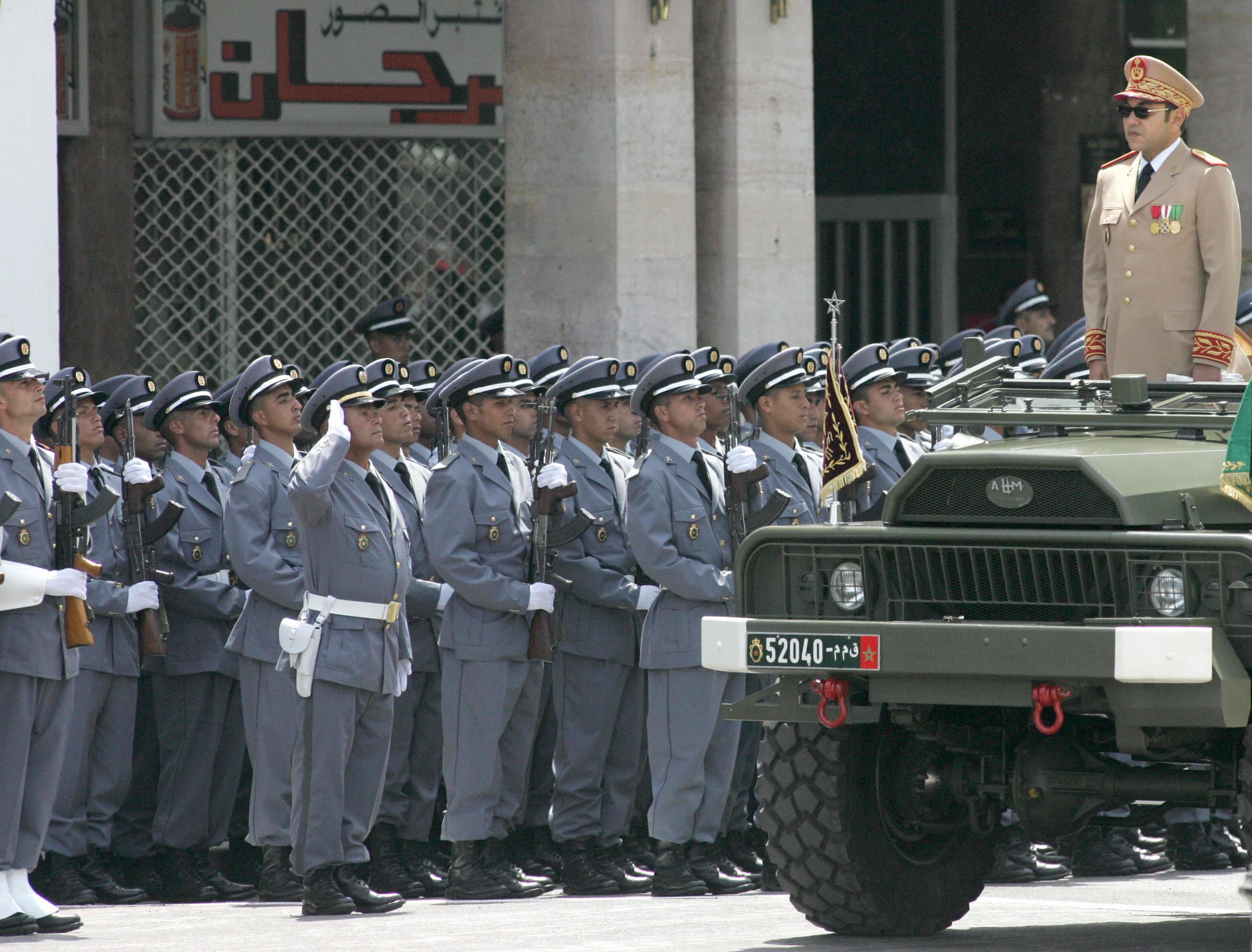 Le projet de loi sur le service militaire au Maroc examiné par le gouvernement