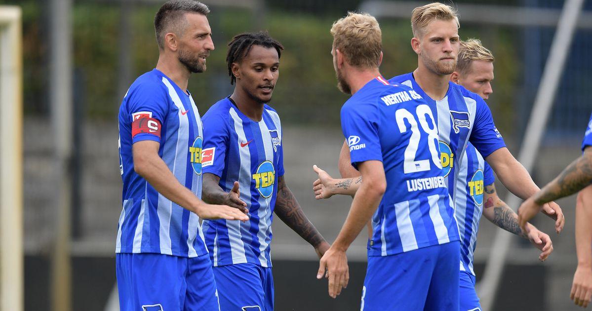 Dfb Pokal Im Live Stream Eintracht Braunschweig Hertha Bsc Berlin