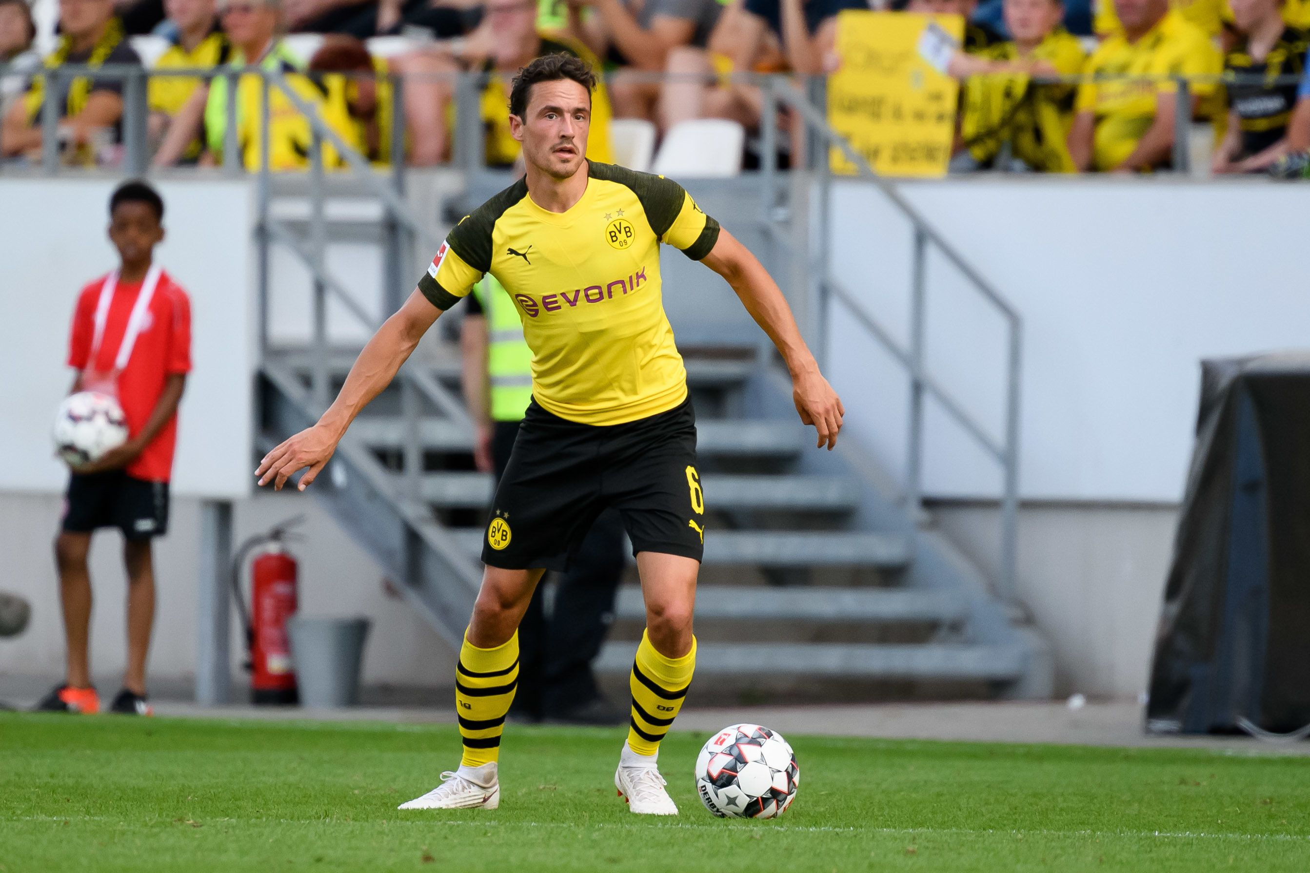DFB-Pokal im Live-Stream: Greuther Fürth – Borussia Dortmund online