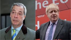 Boris Johnson Refuses To Share A Platform With Nigel Farage On Ukip MEP's Battle Bus