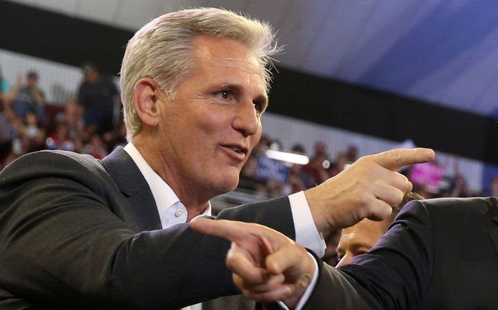 Rep. Kevin McCarthy tried to blame Twitter, but the real culprit was ... Rep. Kevin McCarthy.