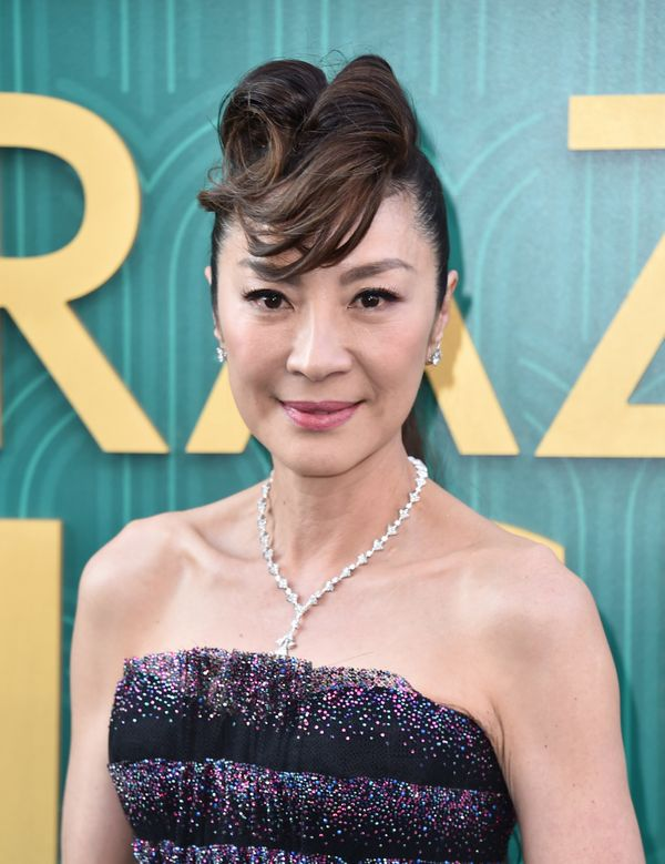 """Crazy Rich Asians"" actress Michelle Yeoh has been kicking ass on-screen for more than three decades, and she has"