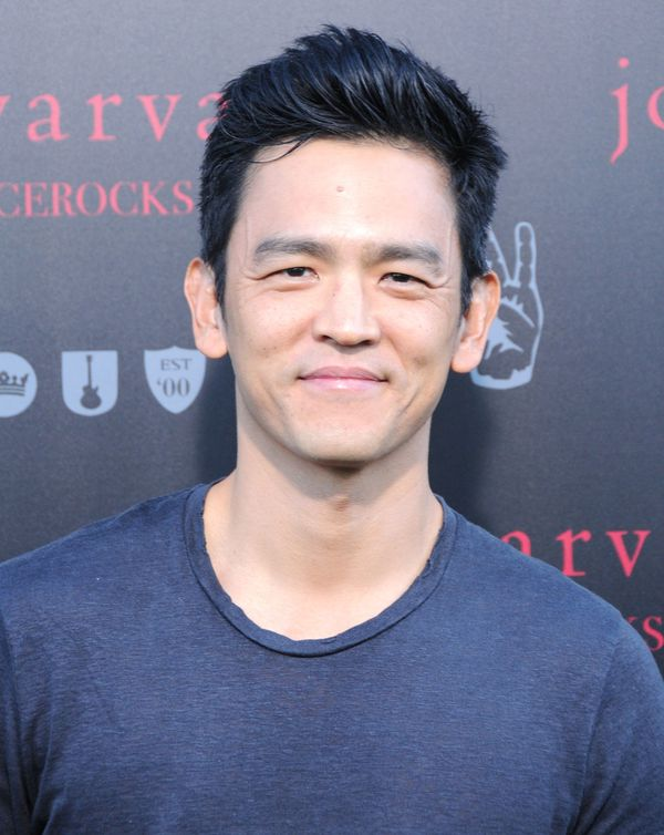 Has John Cho aged since he went to White Castle with Kumar? NOPE.