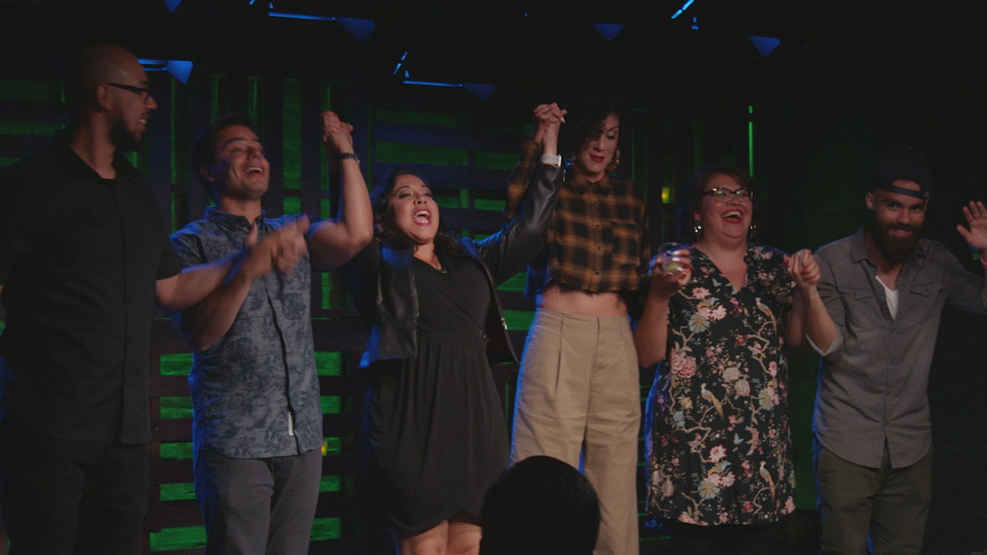 HuffPost and Mas Mejor teamed up to highlight an array of comedians from the LatinX community