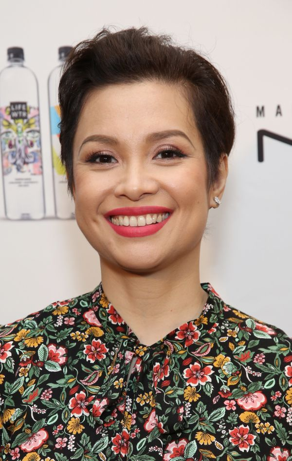 "Insanely hard to believe, but Lea Salonga, the theater actress who voiced Princess Jasmine in ""Aladdin"" back in t"