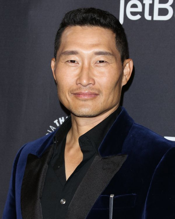 Daniel Dae Kim must have dipped into some secret elixir, because this dude doesn't age.