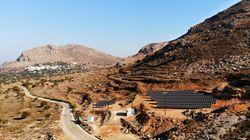 Το νησί που πρωτοπορεί και γίνεται το πρώτο ενεργειακά αυτόνομο στην Ελλάδα