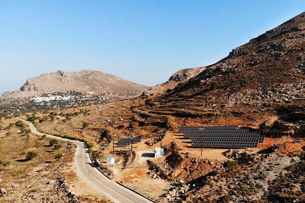 Το νησί που πρωτοπορεί και γίνεται το πρώτο ενεργειακά αυτόνομο στην